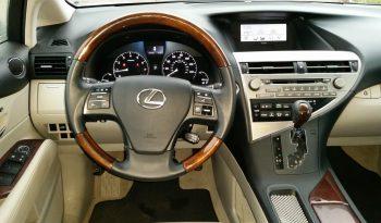 Car Lexus RX350 for rent in Minsk full