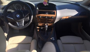 Car BMW 630 for rent in Minsk full
