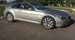 Car BMW 630 for rent in Minsk
