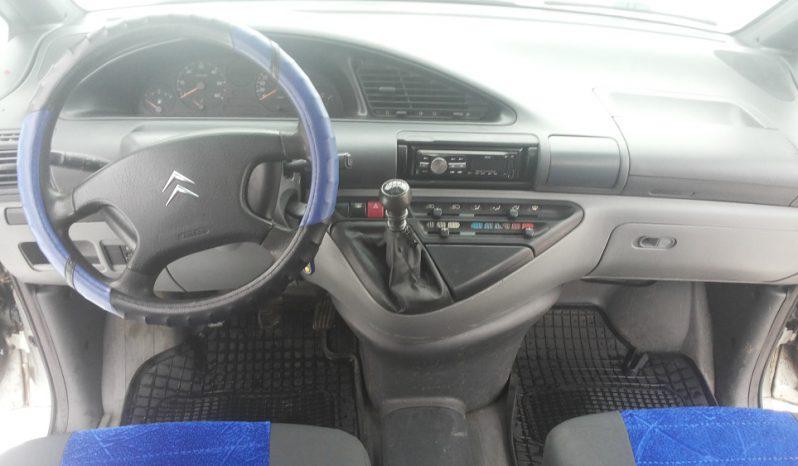 Автомобиль Citroen Jumpy 8 мест напрокат в Минске full