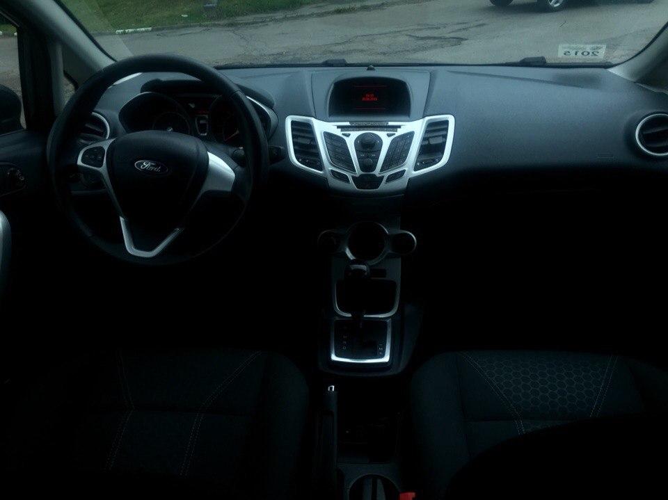 аренда и прокат авто в минске Ford Fiesta 3