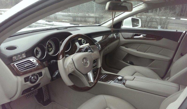Аренда авто с водителем Mercedes CLS напрокат в Минске full