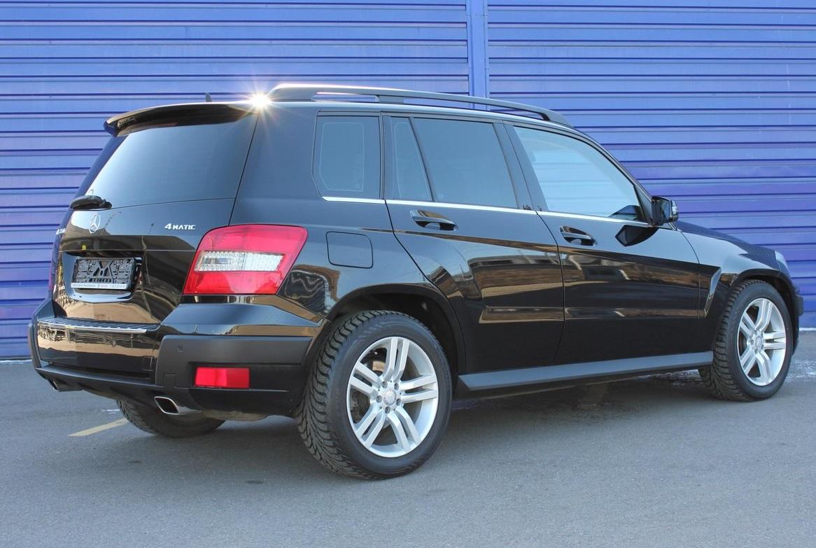 аренда и прокат авто в минске Mercedes GLK 2