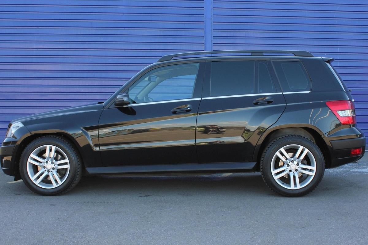 аренда и прокат авто в минске Mercedes GLK 3