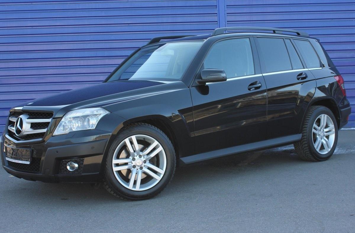 аренда и прокат авто в минске Mercedes GLK