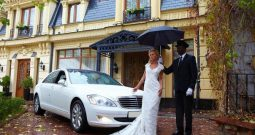 Автомобиль Mercedes-Benz S 221 Long напрокат в Минске