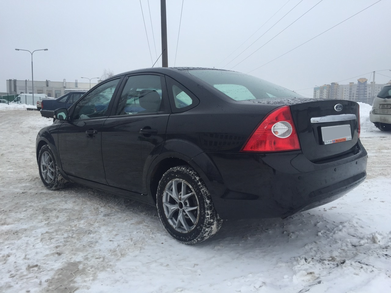 аренда и прокат Ford Focus в Минске 3