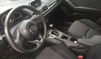 Car Mazda 3 new for rent in Minsk full