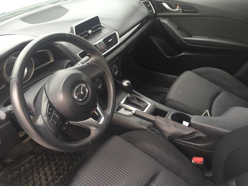 аренда и прокат Mazda 3 в Минске 5