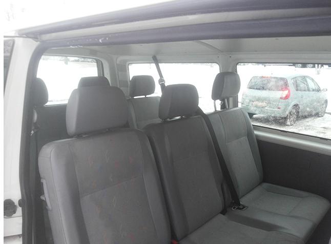 аренда и прокат микроавтобуса volkswagen transporter t5 в минске 2