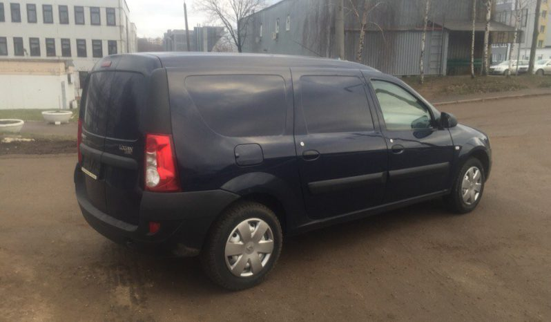 Car Renault Logan VAN for rent in Minsk full
