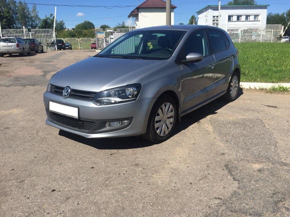 аренда и прокат Volkswagen Polo в Минске 2