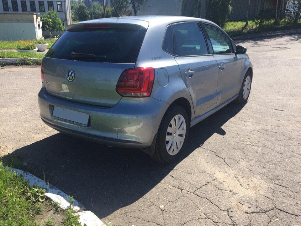 аренда и прокат Volkswagen Polo в Минске 3