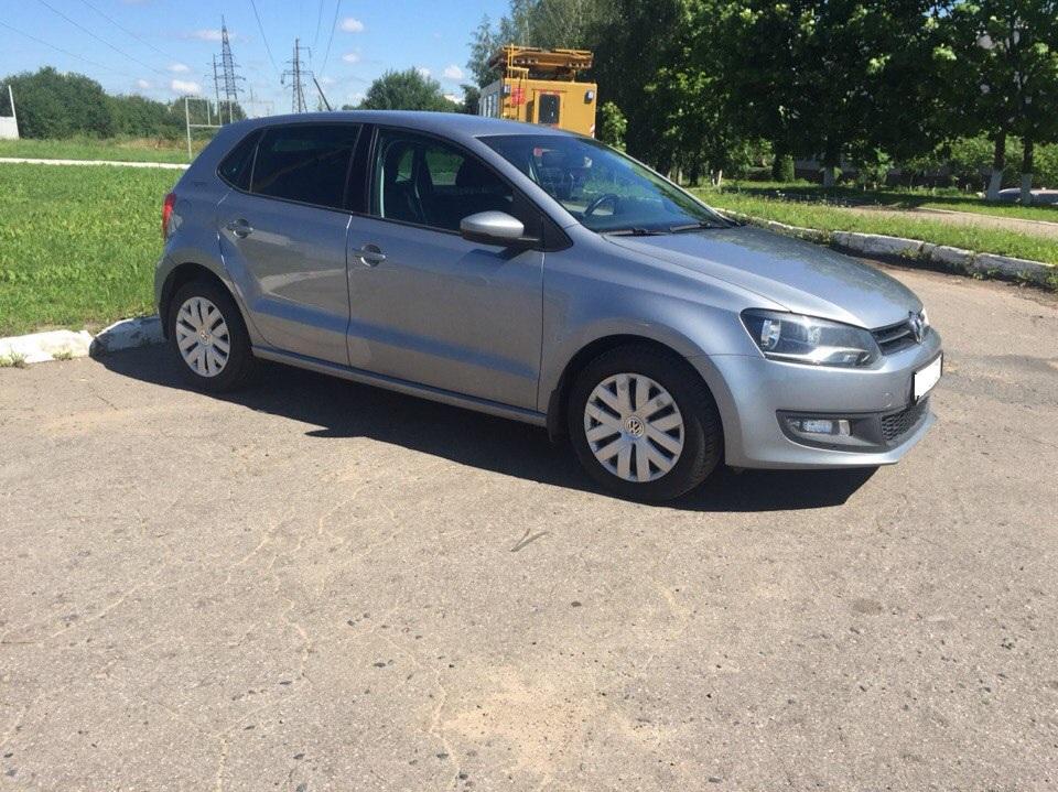 аренда и прокат Volkswagen Polo в Минске 4