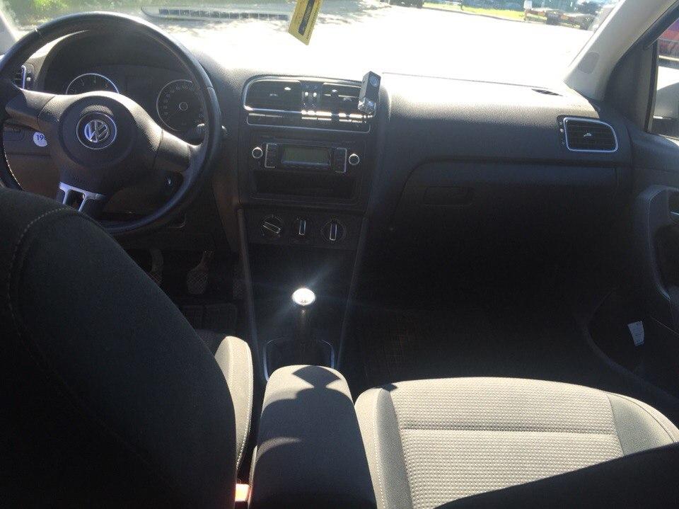 аренда и прокат Volkswagen Polo в Минске 5
