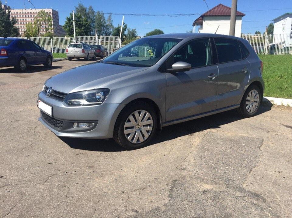 аренда и прокат Volkswagen Polo в Минске
