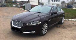 Автомобиль Jaguar XF напрокат в Минске