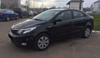 Автомобиль Kia Rio напрокат в Минске full