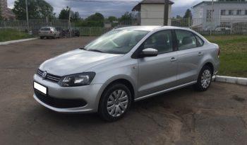 Автомобиль Volkswagen Polo напрокат в Минске