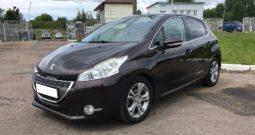 Автомобиль Peugeot 208 напрокат в Минске