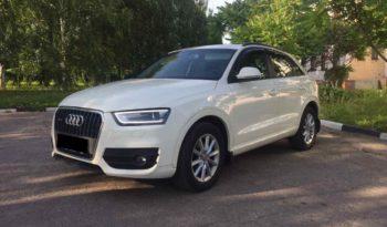 Автомобиль AUDI Q3 Quattro напрокат в Минске full