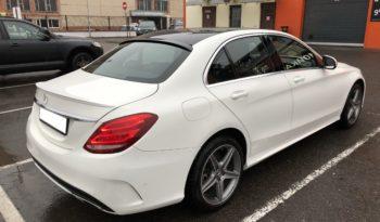 Автомобиль Mercedes-Benz C-class AMG напрокат в Минске full
