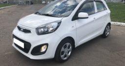 Аренда авто Kia Picanto в Минске недорого