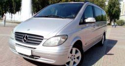 Микроавтобус Mercedes-Benz Viano напрокат в Минске