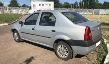 Аренда авто Renault Logan в Минске full