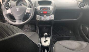 Автомобиль Peugeot 107 напрокат в Минске full