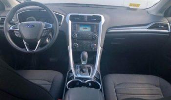 Прокат авто в Минске – Ford Fusion full