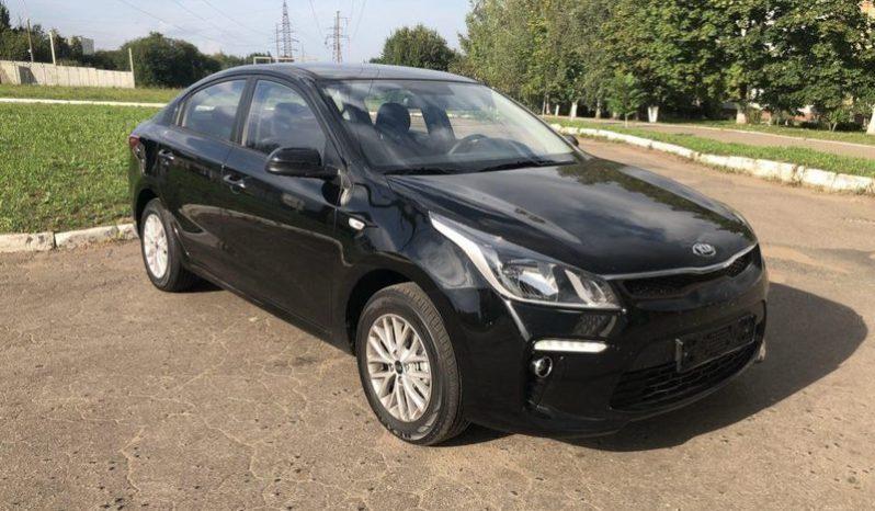 Автомобиль Kia Rio NEW напрокат в Минске full