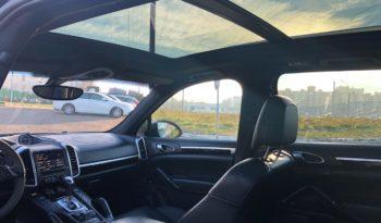 Аренда авто Porsche Cayenne 958 full