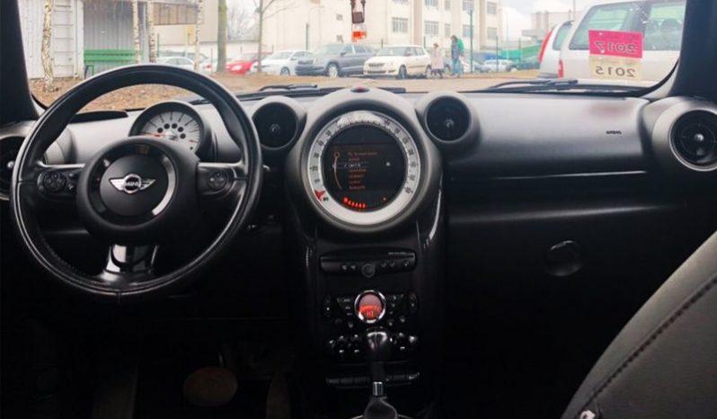 Прокат авто в Минске – Mini Countryman full
