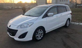 Прокат Mazda5 (7 мест) АКПП в Минске full
