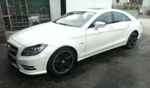 аренда и прокат авто в минске Mercedes CLS
