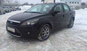 аренда и прокат Ford Focus в Минске