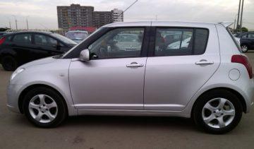 аренда и прокат Suzuki Swift в Минске