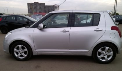 аренда и прокат Suzuki Swift в Минске