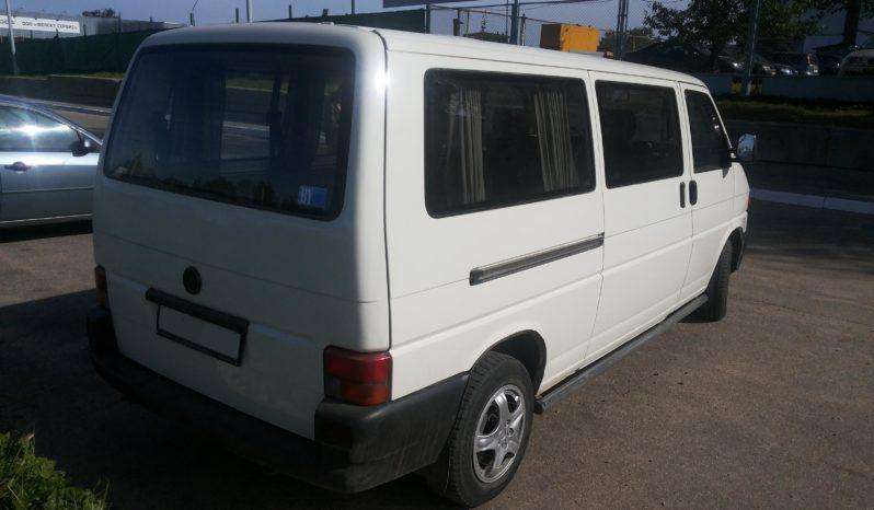 Автомобиль Volkswagen Transporter T4 напрокат в Минске full