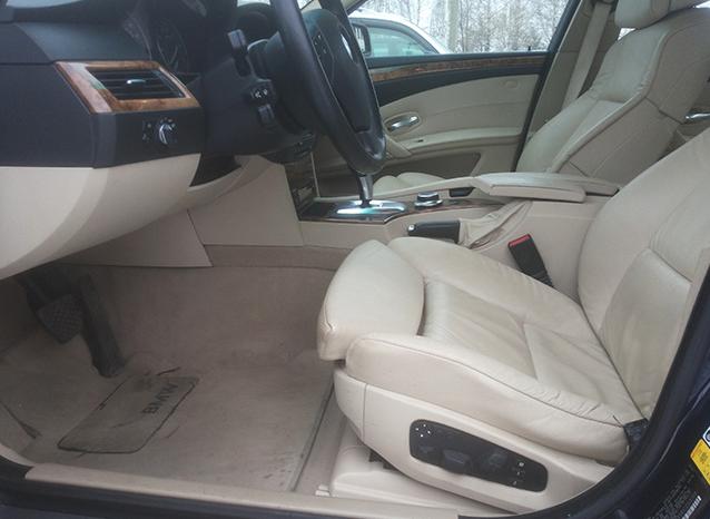 Автомобиль BMW 530 4х4 напрокат в Минске full