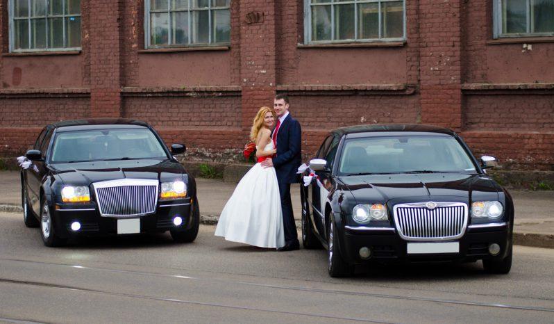 Аренда авто с водителем Крайслер 300С напрокат в Минске full