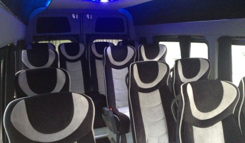 Аренда микроавтобуса с водителем Мерседес Спринтер напрокат в Минске full