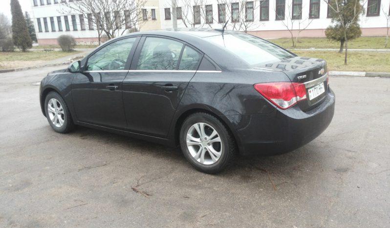 Автомобиль Chevrolet Cruze напрокат в Минске full
