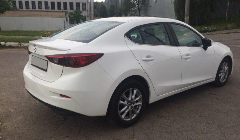 Автомобиль Mazda 3 напрокат в Минске full