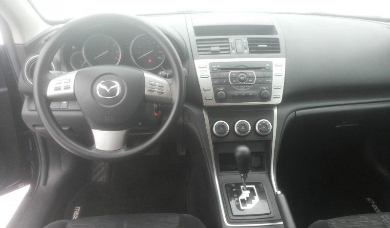 Автомобиль Mazda 6 напрокат в Минске full