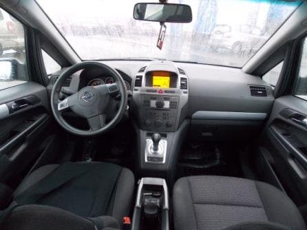 Автомобиль Opel Zafira напрокат в Минске full