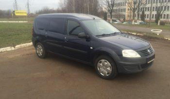 Автомобиль Renault Logan VAN напрокат в Минске