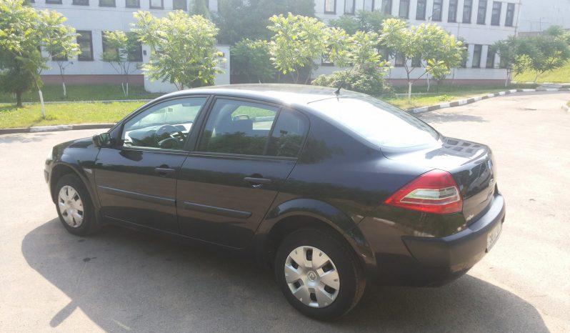 Автомобиль Renault Megane напрокат в Минске full