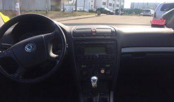 Автомобиль Skoda Octavia напрокат в Минске full